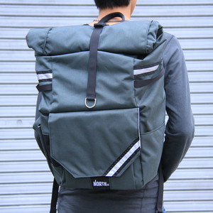 North St. Bags Woodward Backpack ラージ GRAY