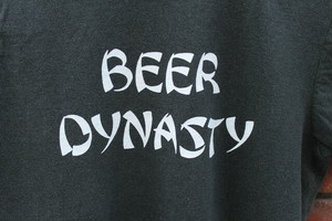 TACOMA FUJI RECORDS / BEER DYNASTY designed by Noriteru Minezaki ((studio))