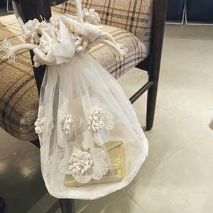 Flower lace bag