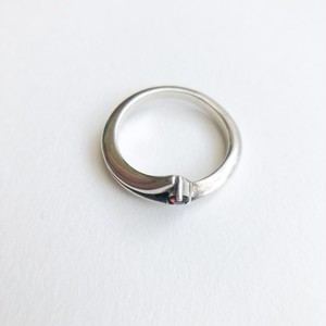 silver 925 pinky ring #3[r-107]