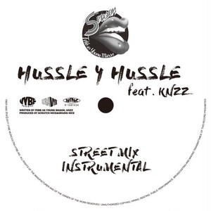 "【残りわずか/12""】FEBB AS YOUNG MASON - HUSSLE 4 HUSSLE feat.KNZZ"