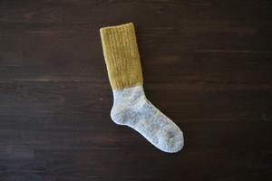 雪国対応!モヘアウールパイルソックス NISHIGUCHI KUTSUSHITA 西口靴下 <日本製・奈良>