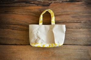 Ashi|亜紙 Lunch Bag*Banana ランチバック