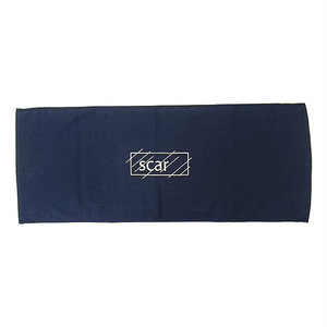 scar /////// OG TOWEL (Navy)