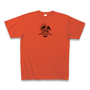 DMK GLOBAL Tシャツ(イタリアンレッド)