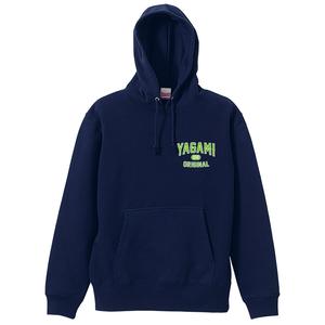YGM classic logo hoody (Navy)
