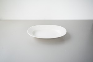 yumiko iihoshi porcelain / Oval plate(S)