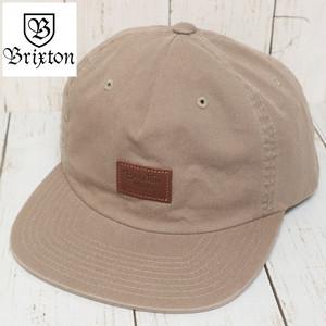 BRIXTON ブリクストン GRADE II UC SNAPBACK CAP スナップバックキャップ 00788