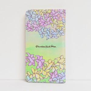 Hawaiianpaint KAN 手帳型スマホケース 【多機種対応】