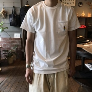 再入荷!!R.O.TポケットTシャツ(YUKI HORIMOTO)