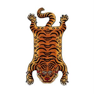 """[送料無料] チベタン Tibetan Tiger Rug """"DTTR-02 / Large"""""""
