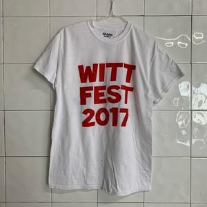 0000STORE S/S WHITE T-SHIRTS 97/100