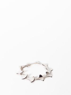 Modern Chain Link Bracelet / Christian Veilskov