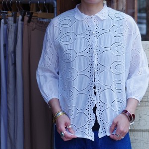 Baller lace Shirt / ボーラーレース シャツ