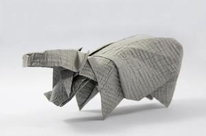 擬革紙(カバ) GS001