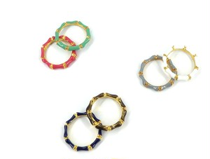 SKINNY by Jessica Elliot Colorful Enamel Ring スキニー バイ ジェシカ エリオット カラフルエナメルリング
