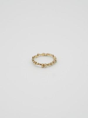 stoneline tsuburing gold(再入荷)