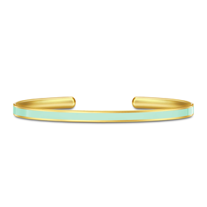 JULIE SANDLAU AYA BANGLE MINT