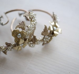 【flua bridal】ブライダルアクセサリー ヴィンテージ   ピアス イヤリング
