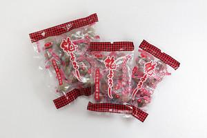 梅よろし 赤 カリカリ梅 個包装 320g