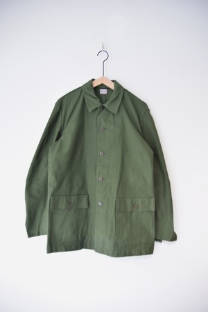 【MILITARY】SWEDISH ARMY M59 SHIRTS JACKET