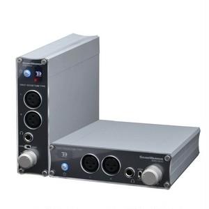 SoundWarrior SWD-HA10|真空管バッファ付ヘッドホンアンプ