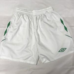 サッカーパンツ 2nd(ホワイト)S~O