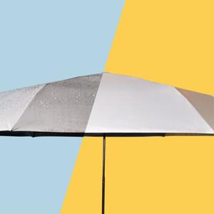 男性でもさせる日傘。晴雨兼用 U-DAY / All Weather Light