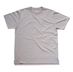 MT Cotton T-shirt [Plum Grey]