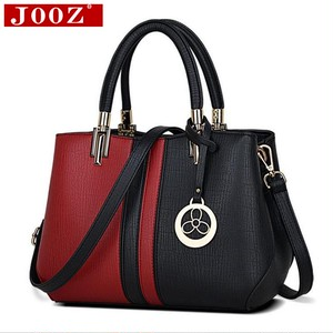 JOOZ 2016 new women Messenger bag casual wild ladies party  purse clutches fashion patchwork hit color sweet ladies  shoulder bag