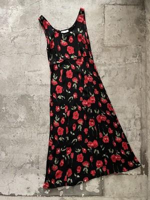 """R&K"" vintage pleats dress"