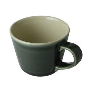 益子焼 つかもと窯 デミタスカップ ブラウン 200ml コーヒーカップ 伝統釉シリーズ 呉須釉 KKC-6