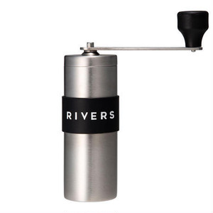 RIVERS(リバース) Coffee Grinder Grit Silver
