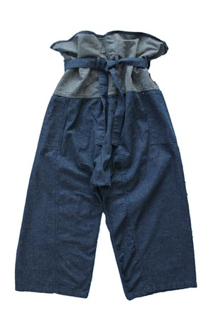 DENIM PUEBLO PANTS(CAL O LINE)