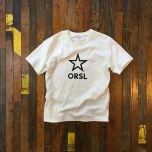 orSlow  / Print T-Shirt