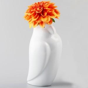 オウムの花瓶 / Parrot Vase