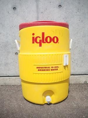 品番0367 iqloo ドリンクサーバー イエロー / Drink server