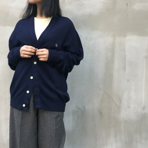 Christian Dior navy cardigan