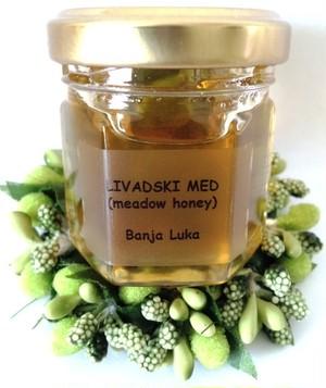 牧草地のハチミツ(Livadski Med) (35ml)