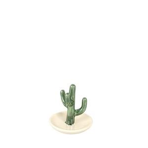 【A655-682】Cactus ring holder with tray saguaro #リングホルダー #サボテン #メキシカン