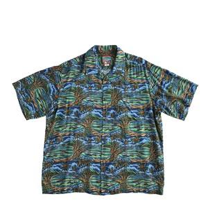 USED アロハシャツ  JOE KEALOHA  / size XL