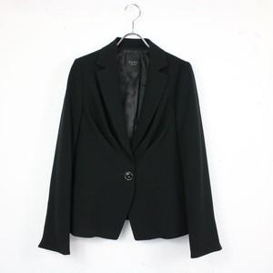 【美品】DAMA collection / ダーマコレクション | 1Bテーラードジャケット | 9AR | ブラック
