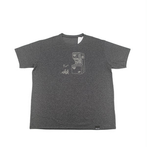 "Men's Tシャツ ""Re-Fresh"" (グレー)"