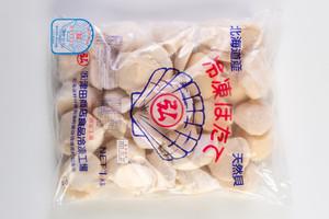 北海道産 生ホタテ貝柱 冷凍 1kg