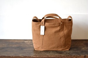 TOOL TOTE[ツクリテ別注]camel