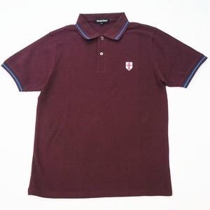 St. Geoge Polo Shirt  Burgandy