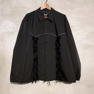 CRANA WESTERN COACH JACKET (BLACK)