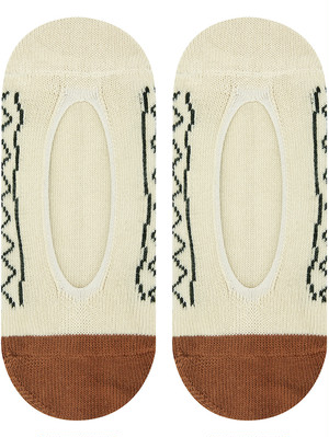 COVER SOCKS Marrakech RUG IVORY