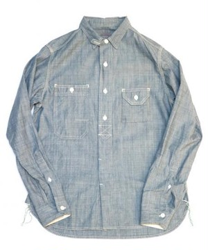 SUNNY SPORTS/40'S ORGANIC WORK SHIRTS/SN08S00600