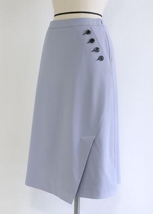 シェルドライ2wayヴィンテージスカート/ブルー No.98764700/95